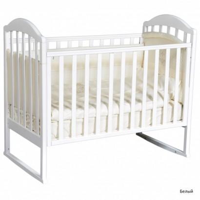 Детская кроватка Кедр EMILY 5 качалка