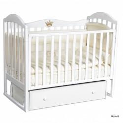 Детская кроватка Кедр EMILY 1 универсальный маятник