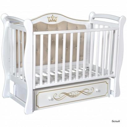 Детская кроватка Кедр OLIVIA 1 универсальный маятник