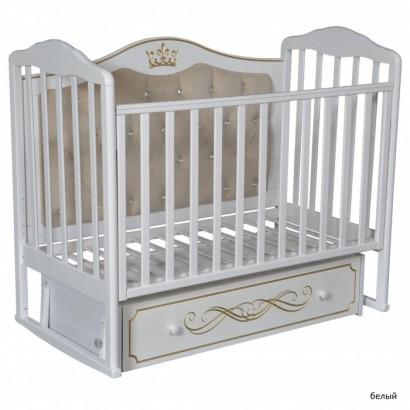 Детская кроватка Кедр HELEN 7 универсальный маятник