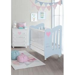 Кроватка 120x60 Micuna Wonderful