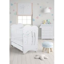 Кроватка 120x60 Micuna Aura