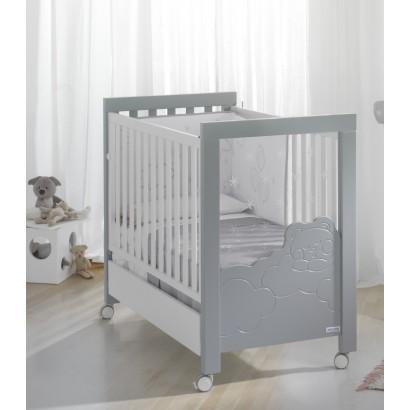 Кроватка 120x60 Micuna Dolce Luce Relax с LED-подсветкой