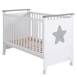 Кроватка 140x70 Micuna Baby Star Big