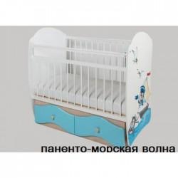 """Кровать детская Сафаня  № 5 """"Капитан"""""""
