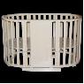 Круглая кроватка-трансформер Кедр Sofia 2 Giraffe маятник универсальный