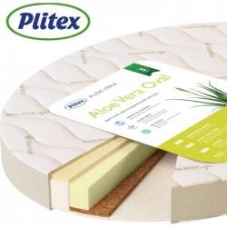 Овальный матрас Плитекс Aloe Vera Oval