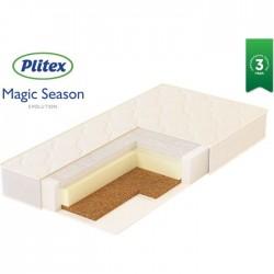 Детский матрас Plitex Evolution Magic Season (зима-лето) 120*60 см