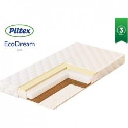 Детский матрас Plitex Eco Dream 120*60 см