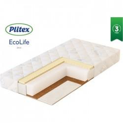 Детский матрас Plitex Eco Life 120*60 см