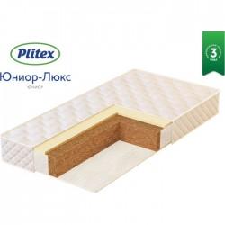 Детский матрас Plitex Юниор Люкс 120*60 см