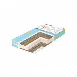 Детский матрас PloomaBaby BICO 5 СНС 120*60