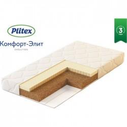 Детский матрас Plitex Evolution Комфорт Элит 125*65 см