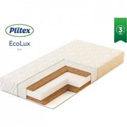 Детский матрас Plitex Eco Lux 125*65 см