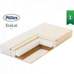 Детский матрас Plitex Eco Lat 125*65 см