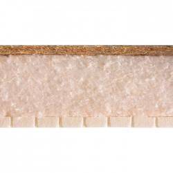 Детский матрас Plitex EcoFlex Cotton 125*65 см