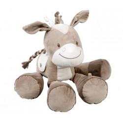 Мягкая игрушка 75 см Nattou Soft Toy Max, Noa & Tom Лошадка 777032