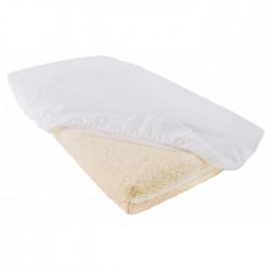 Наматрасник Наше Солнышко Membran Sleep 120x60 махра (натяжной)