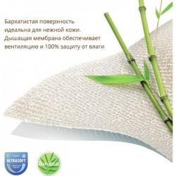 Наматрасник Plitex Bamboo Waterproof Lux 120*60 см