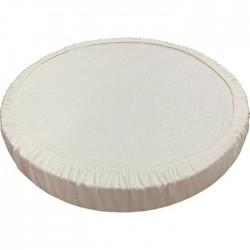 Наматрасник на резинке на круглый матрас PloomaBaby 75*75