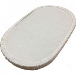 Наматрасник на резинке на овальный матрас PloomaBaby 125*75