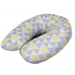 Подушка для кормления Ceba Baby Physio Multi трикотажная