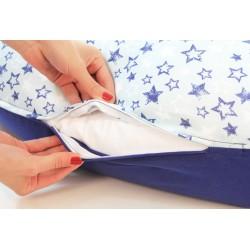 Подушка для кормления Ceba Baby Multi велюровая