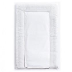 Покрывало (матрасик) Fiorellino Premium Baby White для пеленания 50х80 см