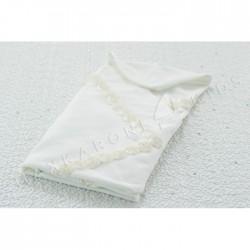 Плед-одеяло Makkaroni Kids Ваниль 90*90 см