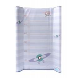 Пеленальный матрац без изголовья Ceba Baby Mix 70 см на кровать
