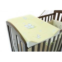 Пеленальный матрац на кровать Ceba Baby 70 см на жёстком основании
