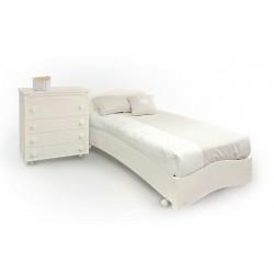 Кровать 190x90 Fiorellino Pompy