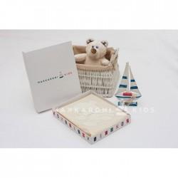 Комплект постельного белья Makkaroni Kids Тедди 3 пр сатин
