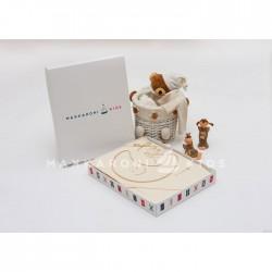 Комплект Makkaroni Kids Сказка маленькой принцессы 3 пр сатин