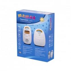 Радионяня Maman BM2000