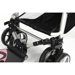 Универсальная подножка для второго ребенка Bumprider black 51291-04