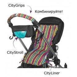 Матрасик Choopie для коляски с чехлами на ремни CityLiner