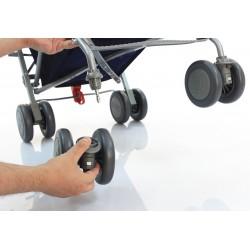 Комплект колес для коляски Maclaren Quest, Triumph, Globetrotter, Volo 2016-2017 Front + Rear wheels PM1Y260352