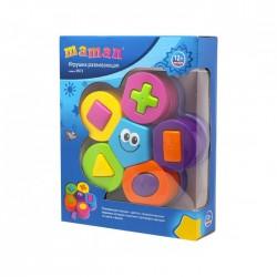 Игрушка развивающая Maman 9073