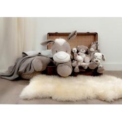 Мягкая игрушка малая Nattou Max, Noa & Tom Doudou Лошадка 777179