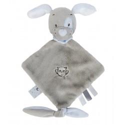Мягкая игрушка малая Nattou Doudou Sam&Toby Собачка 604147