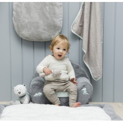Мягкая игрушка малая Nattou Loulou, Lea & Hippolyte Doudou Леопард 963176