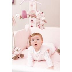 Мягкая игрушка малая Nattou Nina, Jade & Lili Doudou Единорог 987158
