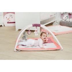 Мягкая игрушка малая Nattou Adele&Valentine Doudou Мышка 424134