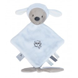 Мягкая игрушка малая Nattou Doudou Sam&Toby Овечка 604130