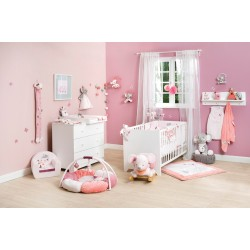 Мягкая игрушка Nattou Adele&Valentine Cri-Cris Мышка 424110