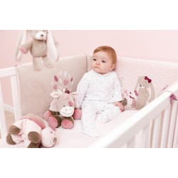 Мягкая игрушка Nattou Nina, Jade & Lili Cri-Cris Единорог 987622