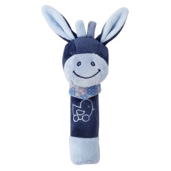 Мягкая игрушка Nattou Alex&Bibou Cri-Cris Ослик 321112