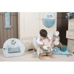 Мягкая игрушка Nattou Gaston&Cyril Doudou Собачка 531146