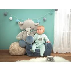 Мягкая игрушка малая Nattou Jack, Jules & Nestor Doudou Мишка 843140